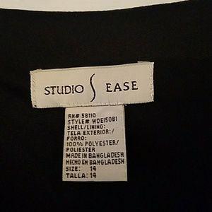 Studio Ease Dresses - Studio Ease black dress